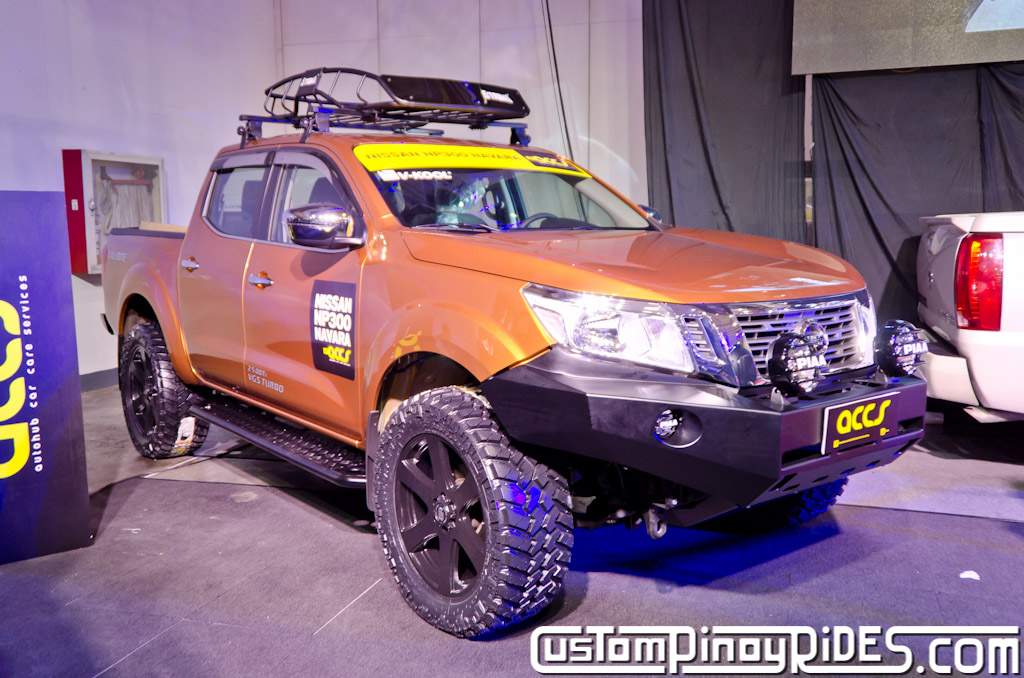 Nissan NP300 Navara Modified Custom Pinoy Rides pic1