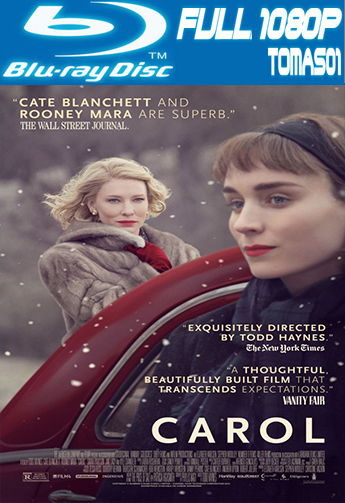 Carol (2015) BRRipFull 1080p DTS