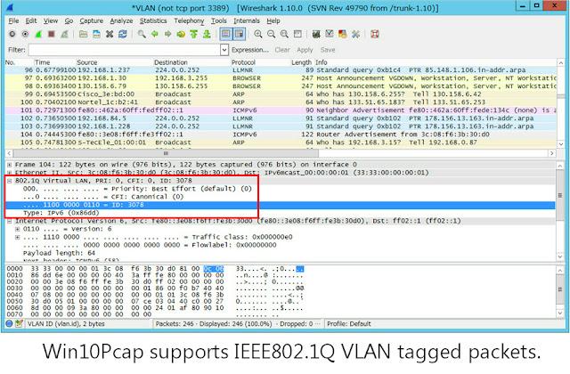 تحميل برنامج  WinPcap للكمبيوت 4.1 .3 download