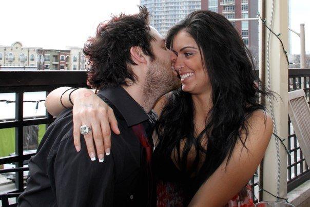 Adam Lyons Kiss Amanda, Afc Adam Lyons