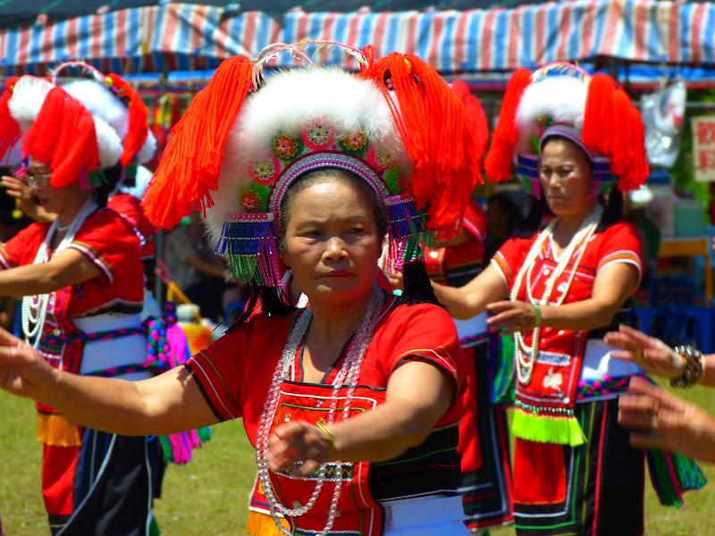 Hualien County. De Liyu lake à Guangfu, Taipinlang ( festival AMIS) Fongbin et retour J 5 - P1240563.JPG