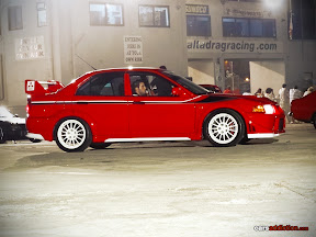 Mitsubishi Evo VI Makinen Edition
