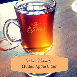Slow Cooker Mulled Apple Cider
