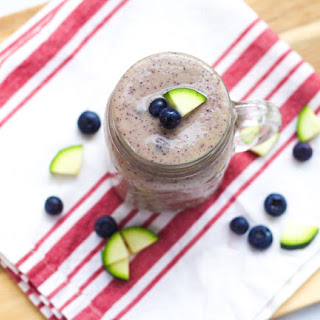 Zucchini Fruit Smoothie Recipes.