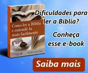 material recomendado por versículo do dia