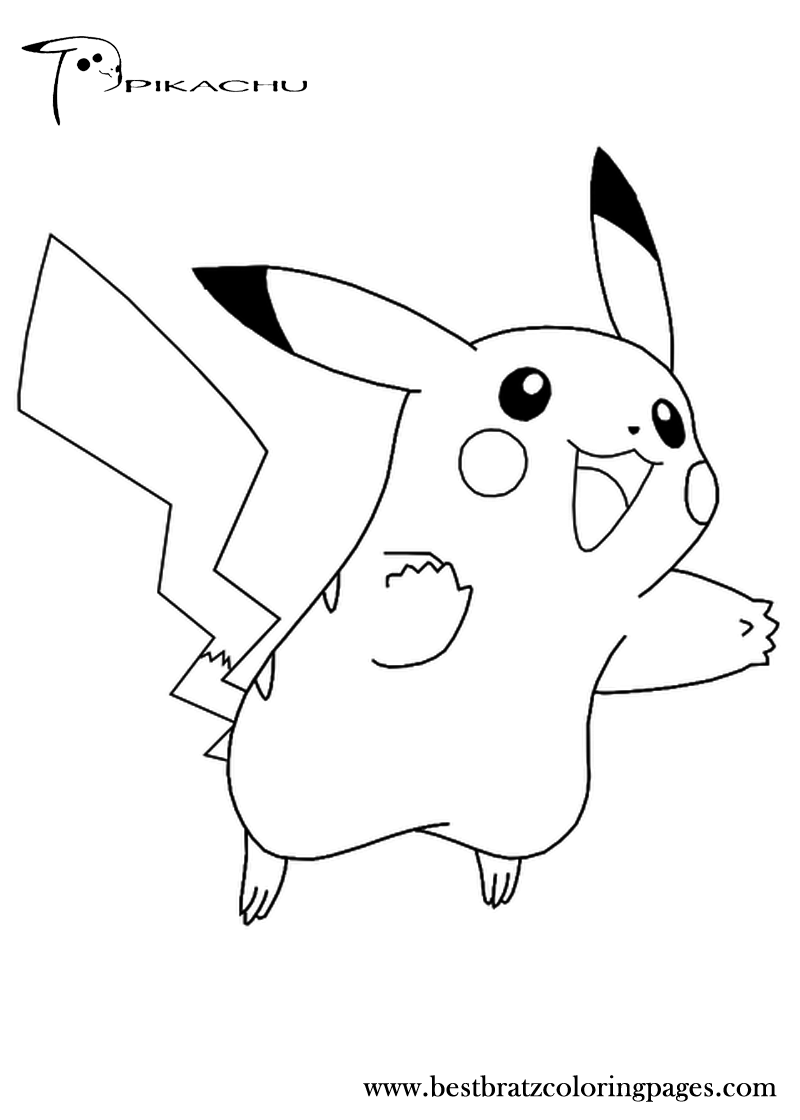 pokemon coloring pages pikachu ex | Top 10 Pokemon Coloring Pages Pikachu Ex Library