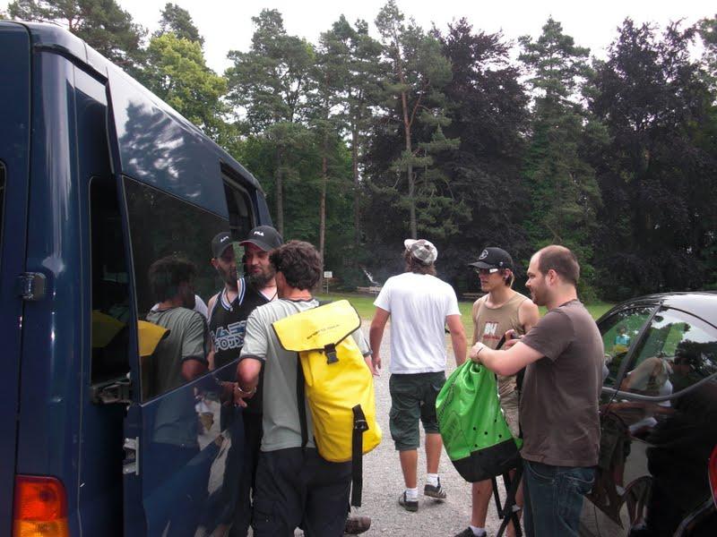 29.06.2010 Teamtraining JuHa Team