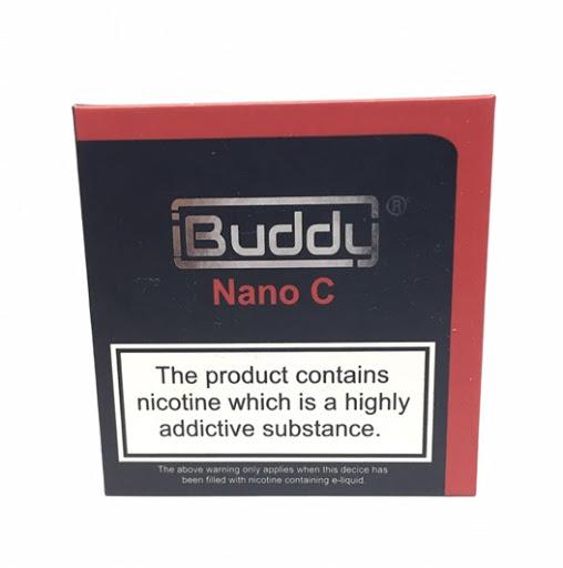 IMG 4303 thumb2 - 【VAPE】めっちゃ小さい!iBuddy Nano Cキット (アイバディ・ナノシーキット)レビュー!【電子タバコ】