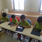 I-Pad Lab (Witty World, Jr.KG)