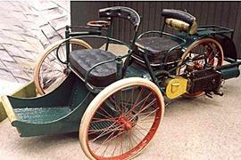 Léon Bollée 1896 voiturette