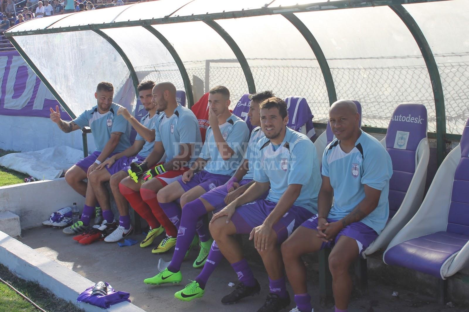 Defensor Sporting 2 – Peñarol 2