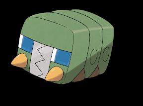 Pokémon Charjabug