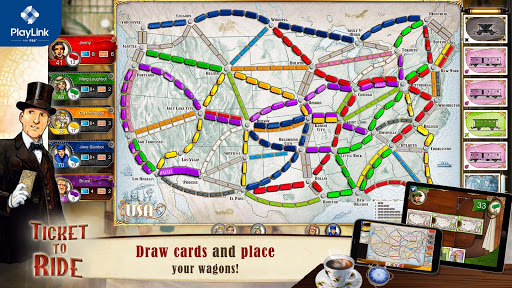 Ticket to Ride for PlayLink 2.5.10-5847-64a9d8c2 screenshots 3