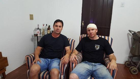 Marcos MEC e Ivan Biscaglia