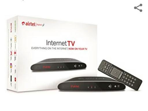 Airtel broadband & dth service provider - Internet Service Provider