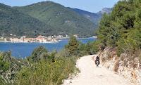 On the Dalmatian Coast on the Croatia and Herzegovina tour