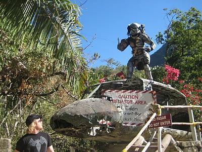 Pua Tyler Durden Mexico Predator, Tyler Durden