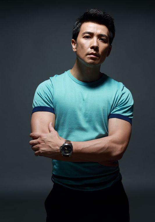 Jeff Bao Jianfeng China Actor