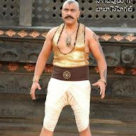 BabaSehgal as Nagadevudu  In Rudhramadevi