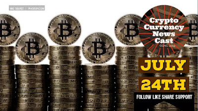 Crypto News Cast July 24th 2021 ?