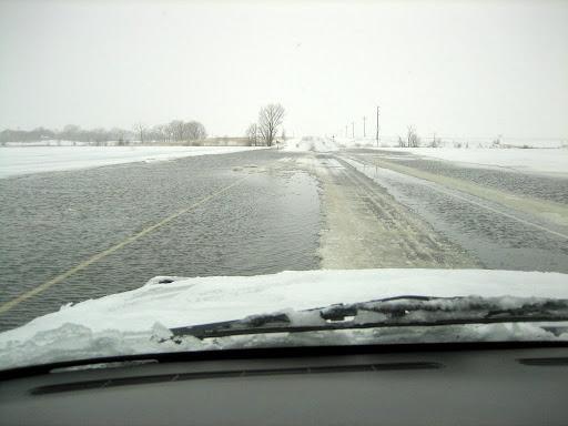 Single lane open