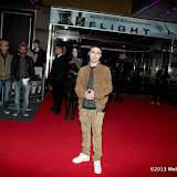WWW.ENTSIMAGES.COM -    Adam Deacon  arriving at Flight UK Film Premier Empire Leicester Square London January 17th 2013                                                     Photo Mobis Photos/OIC 0203 174 1069