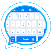 Keyboard Theme for Messenger