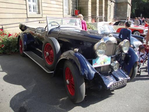 La Coupe Florio 2011 - Promenade & Exposition. DSC03275