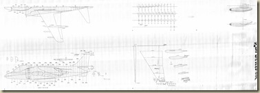 AV-8B Cross Sections and Loft Lines  1-20 Scale Header