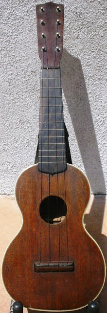 1920's Martin S1 Taropatch 8 string Ukulele