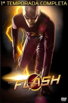 capa The Flash 1ª Temporada