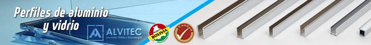 Aluminio y vidrio Bolivia