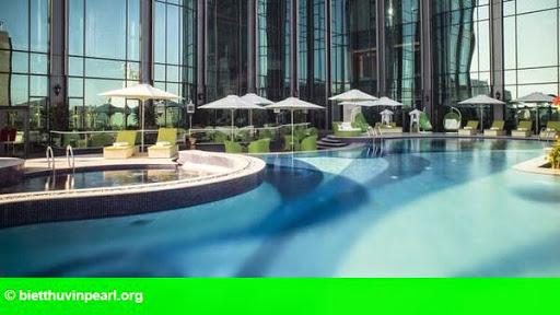Hình 9: Ngất ngây khách sạn xa hoa bậc nhất Sài Thành gây choáng báo Mỹ