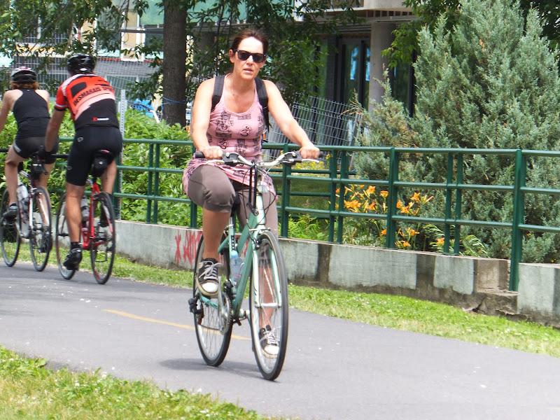 Canal de Lachine, Montréal, blog de viajes, Elisa N, Argentina, Biking