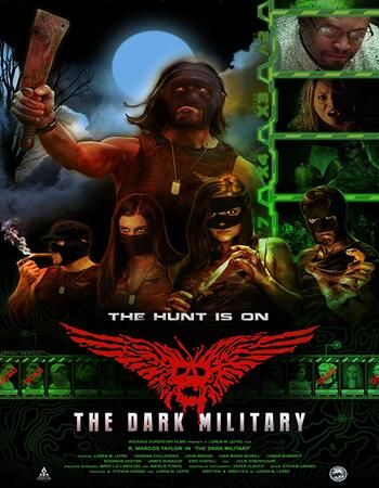 The Dark Military 2019 720p WEB-DL
