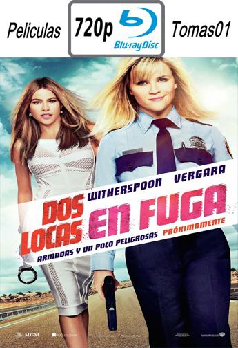 Dos Locas en Fuga (2015) BRRip 720p