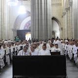 Benção dos Óleos e Renovação dos Compromissos Sacerdotais na Catedral da Sé