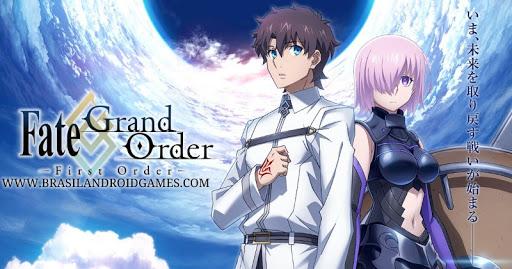 Fate/Grand Order Imagem do Jogo