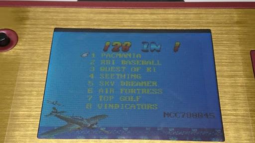 DSC 1878 thumb%25255B2%25255D - 【ガジェット?】「謎のポータブルゲーム機(笑)」「でかすぎフィジェットキューブ」「ポータブルひげそり」レビュー【夜のオイタ】