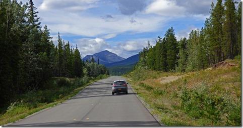 Cassiar Mountains, Cassiar Highway