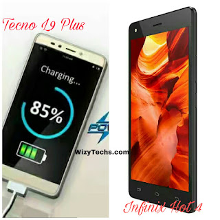 Tecno L9 Plus vs Infinix Hot 4
