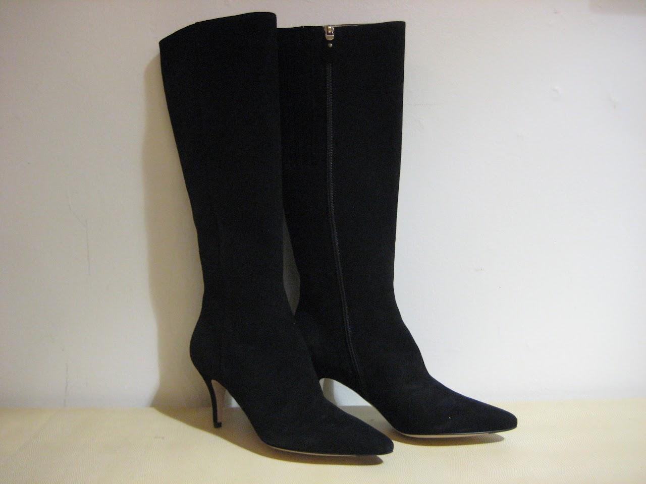 Salvatore Ferragamo Calf Boots 2