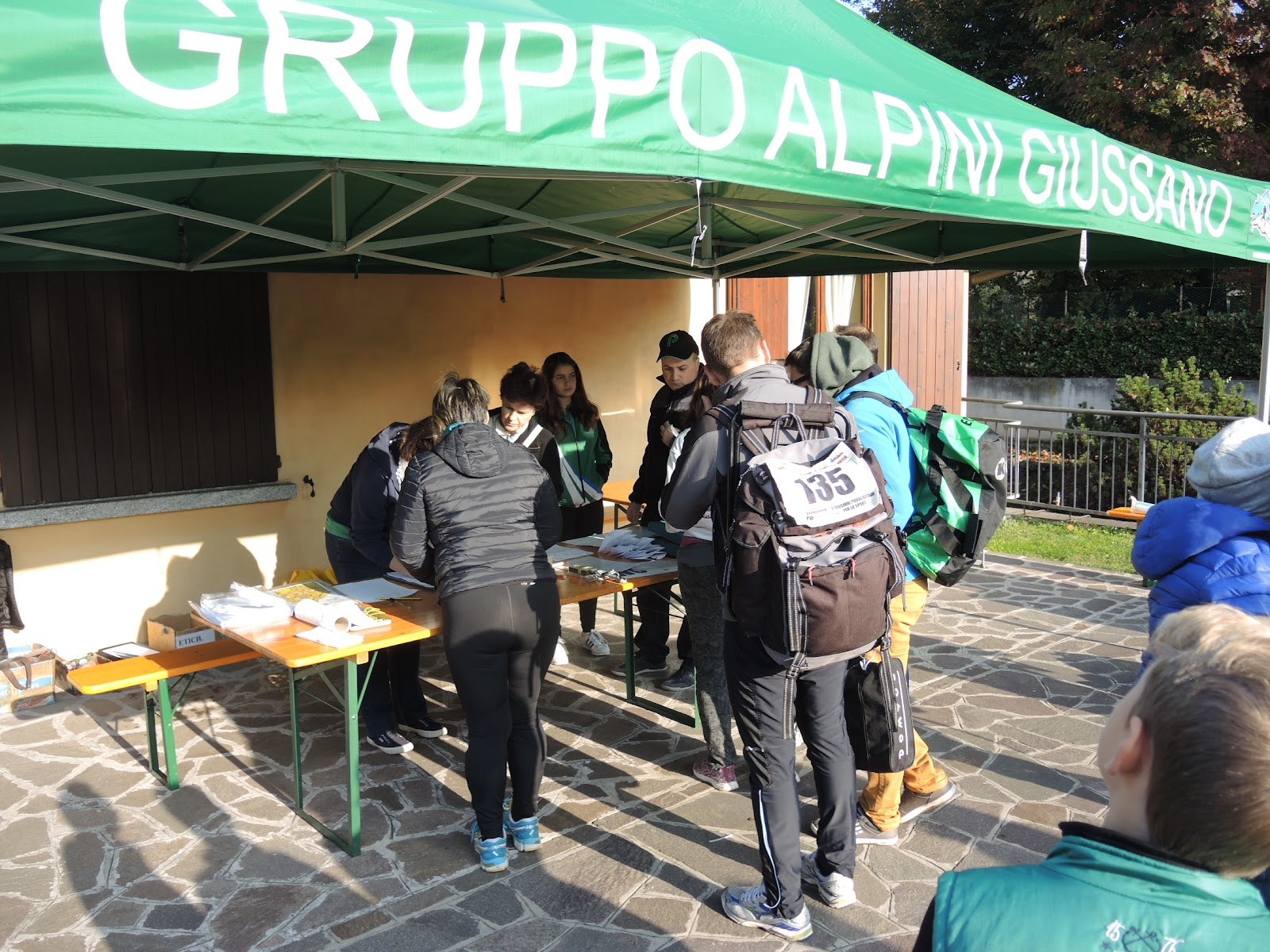 promozionale Proval-O a Giussano, 2° Memorial 'Pippo Tealdo' (G.S.Delta)