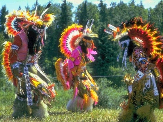 Native American History – How The Powwow Began