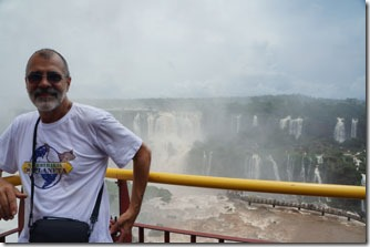O que vimos e o que fizemos em Foz do Iguaçu - PR 1