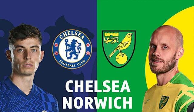 Premier League : Chelsea Vs Norwich City Match Preview, Line Up, Match Info