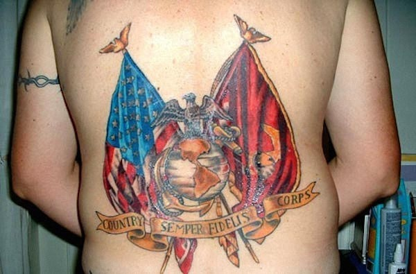 flag-marine-corps-tattoo