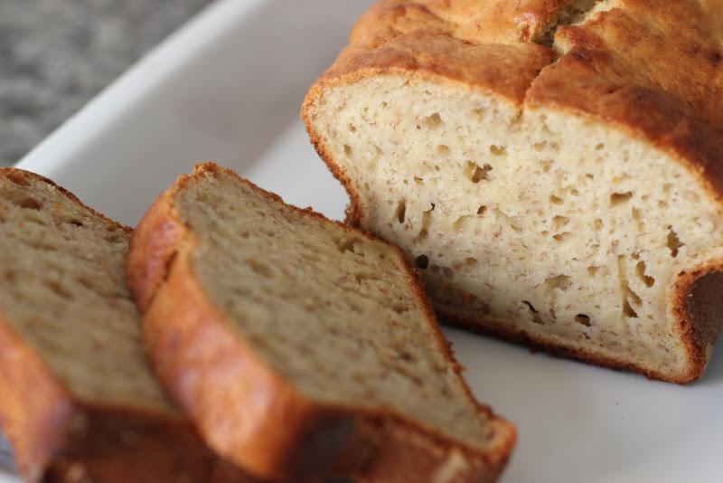 Pan de plátano - Banana bread