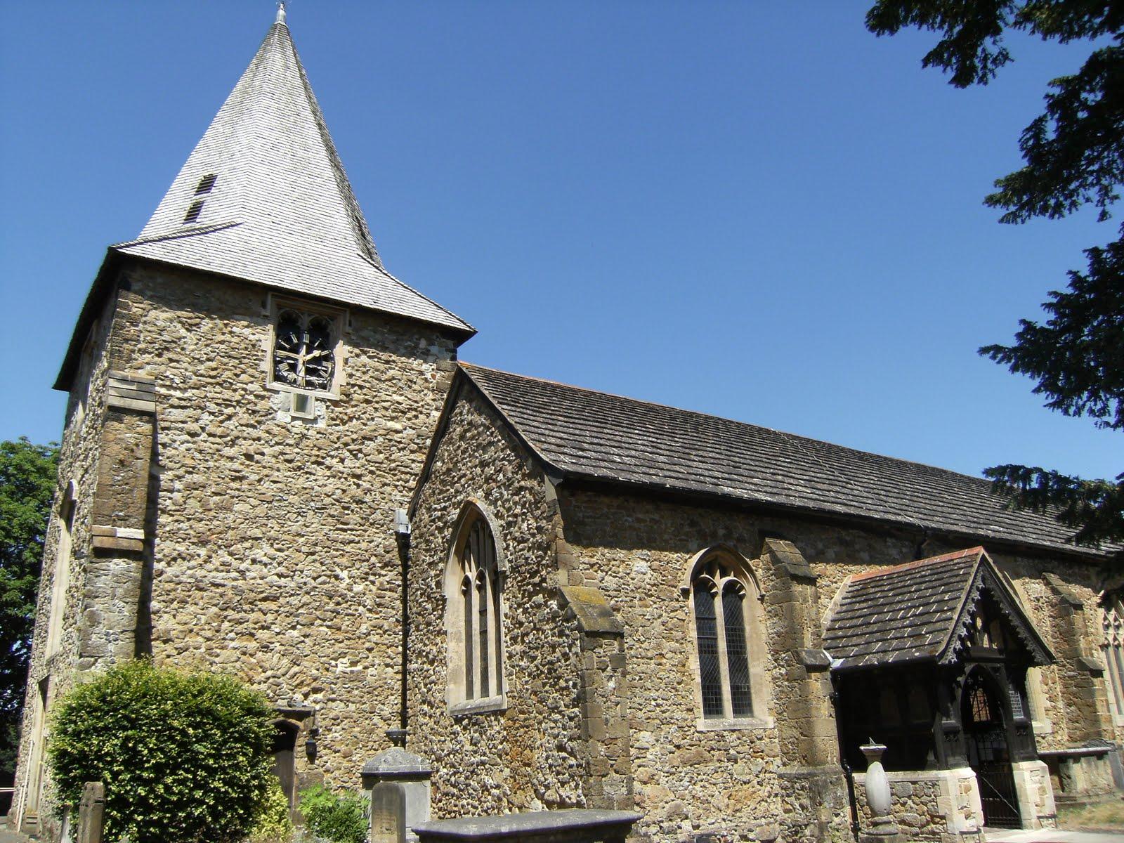 1007100004 St Mary's Church, Westerham