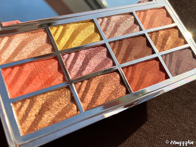 Ciaté London Velvet Eyeshadow Palette Review Swatches